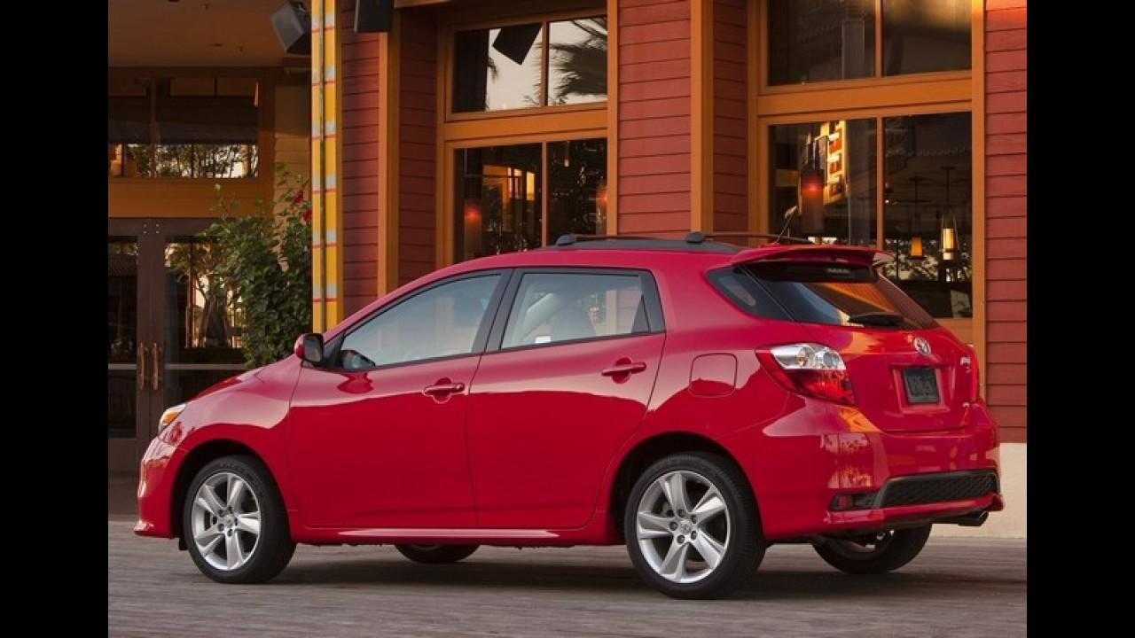 Toyota volta à liderança global de vendas em 2012