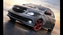 Salão de Buenos Aires: Chevrolet Onix RS Concept celebra 85 anos de design