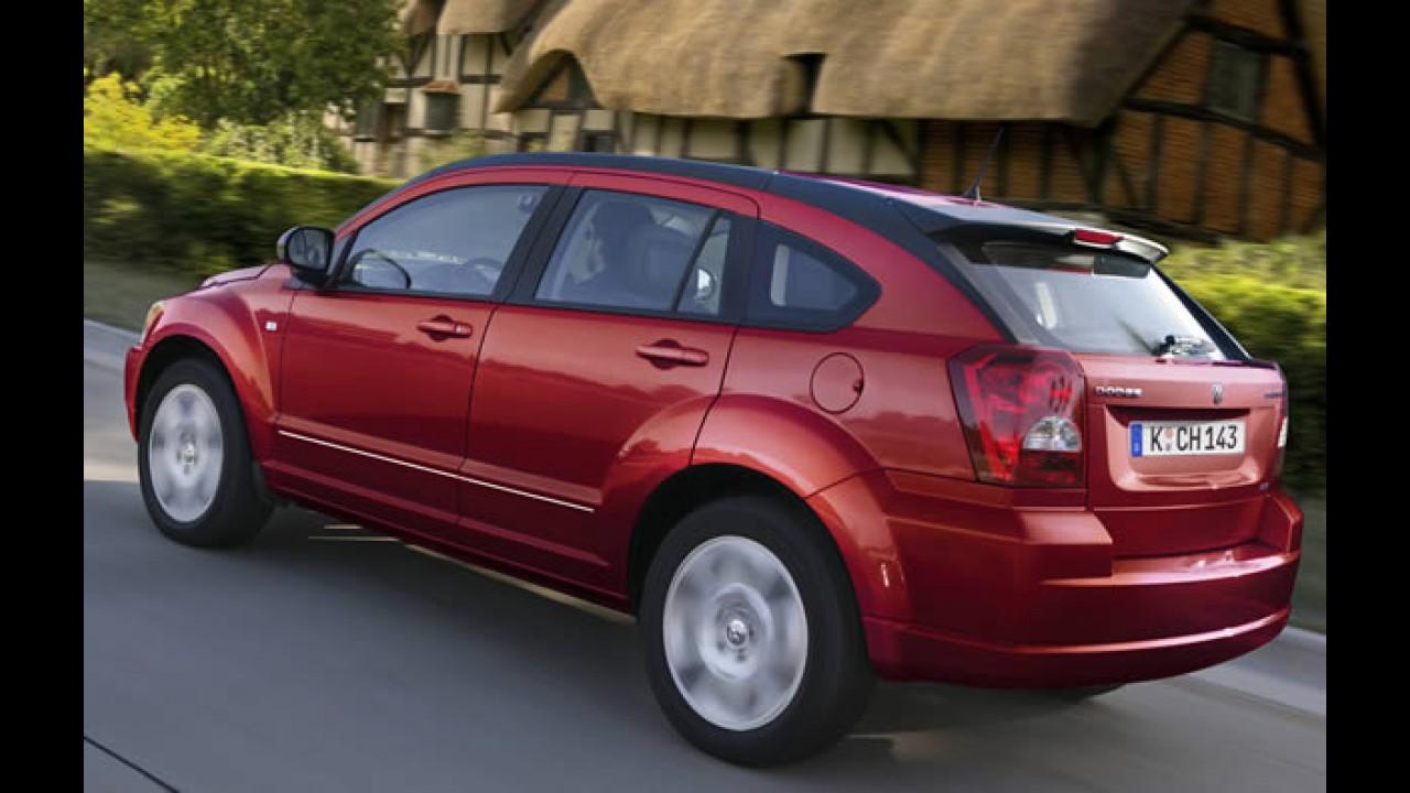Fim de linha 3: Dodge encerrará produção do Caliber em novembro