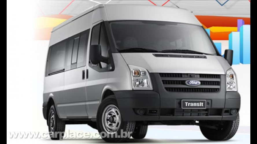 Além do visual: Campanha da Ford mostra que Transit também tem conteúdo