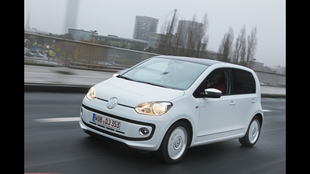 Volkswagen Up! híbrido será equipado com o mesmo conjunto mecânico do XL1
