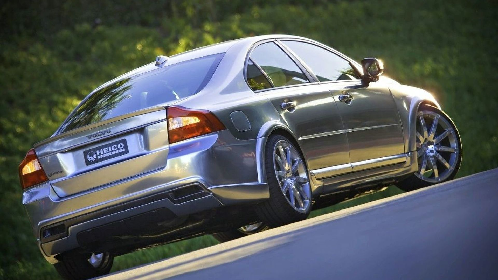 Volvo s80 t6 hpc by heico at sema publicscrutiny Image collections