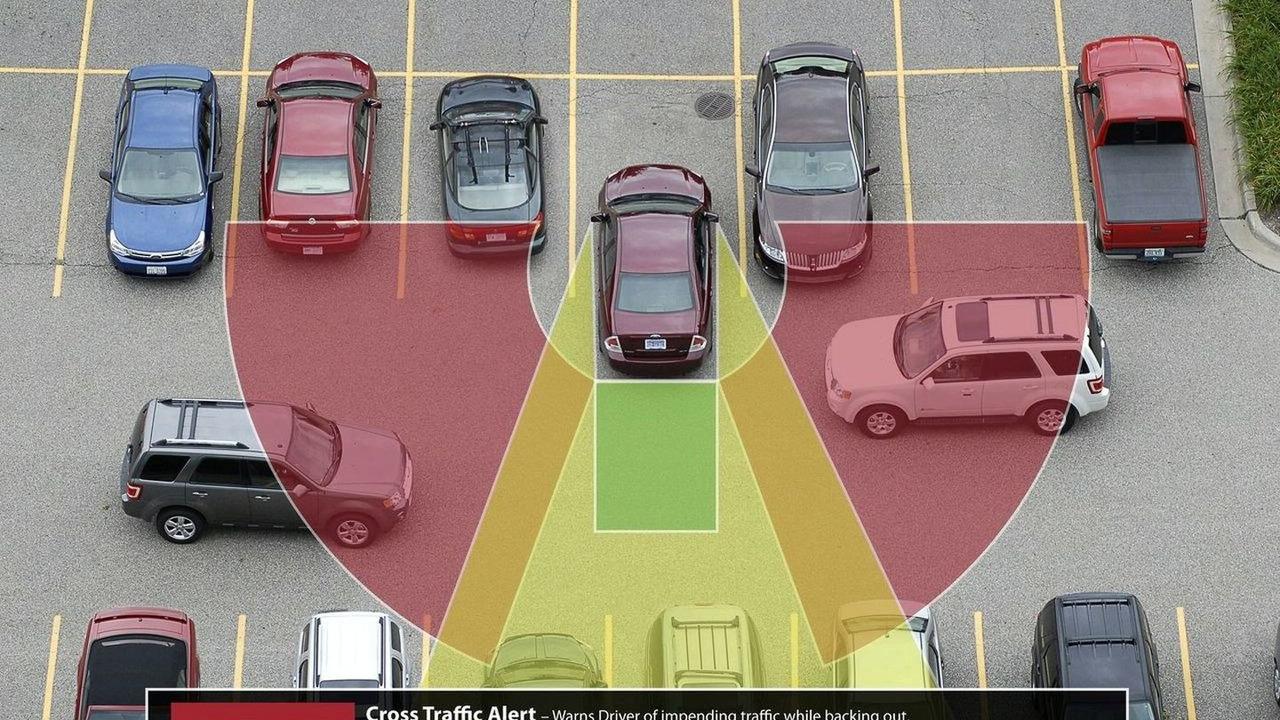 Ford's Cross Traffic Alert system