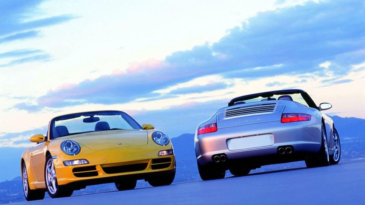 2005 Porsche 911 Cabriolet