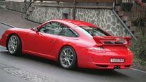 New Porsche GT3 Undisguised