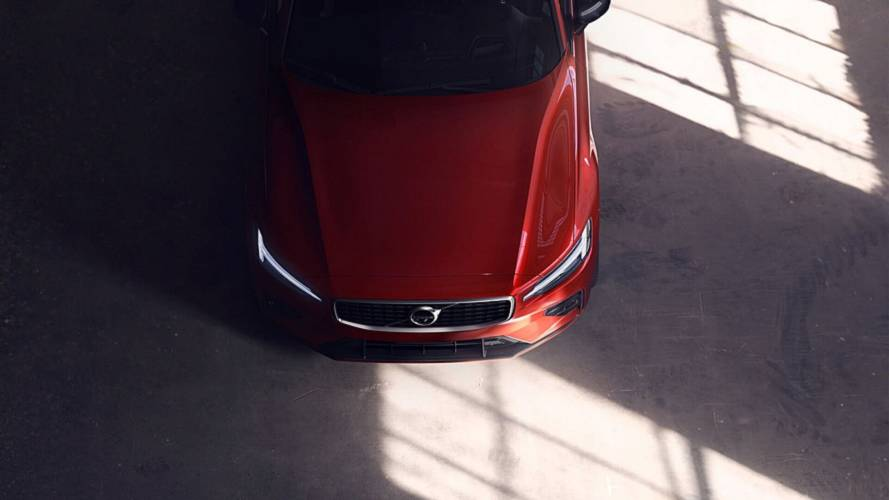 2019 Volvo S60'ın son teaser'ı yayınlandı