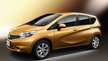 2013 Nissan Note 16.7.2012