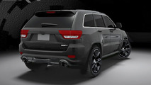 Jeep Grand Cherokee SRT8 Alpine & Vapor special editions announced [video]