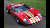 Dem Traum vom GT40 ein Stück näher