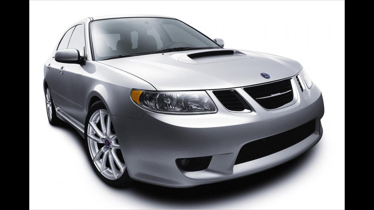 Der in den USA verkaufte Saab 9-2 war eigentlich ein Subaru Impreza
