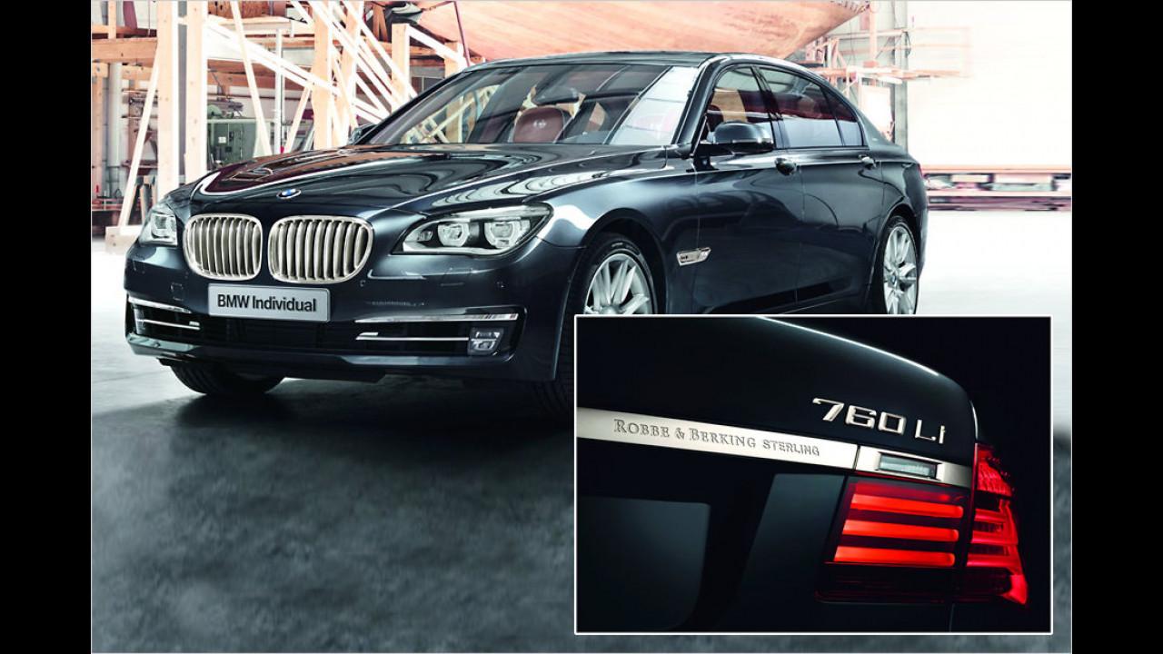 BMW 760Li Robbe & Berking