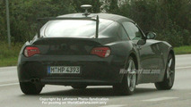 SPY PHOTOS: BMW Z4 Coupe Glass Roof