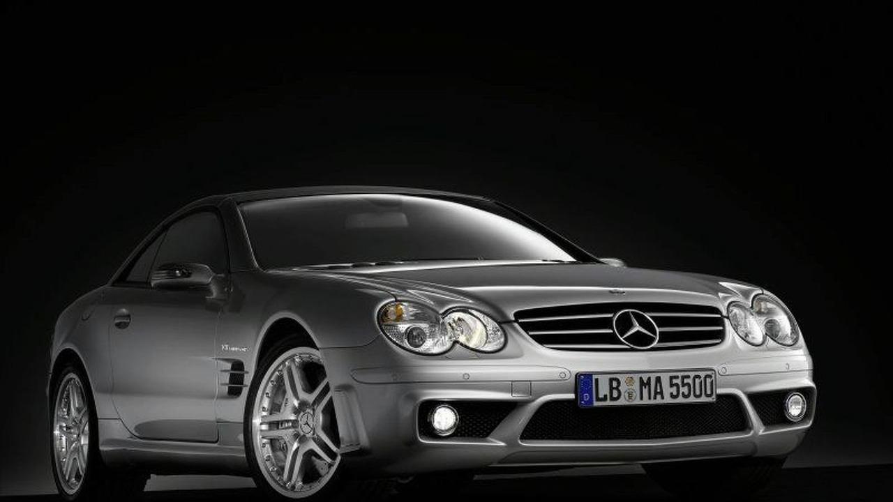 Mercedes AMG SL 55 AMG
