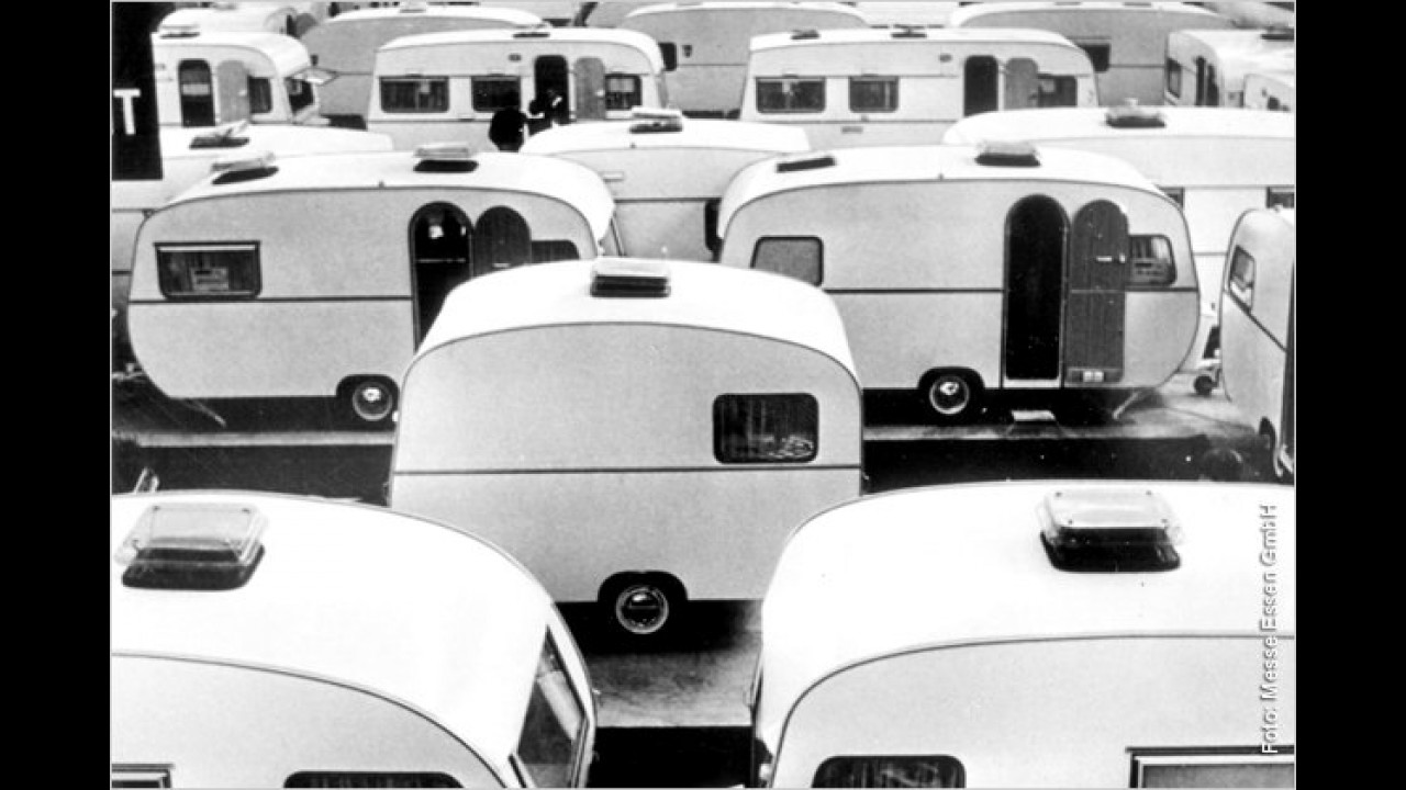1967: Rund und kantig