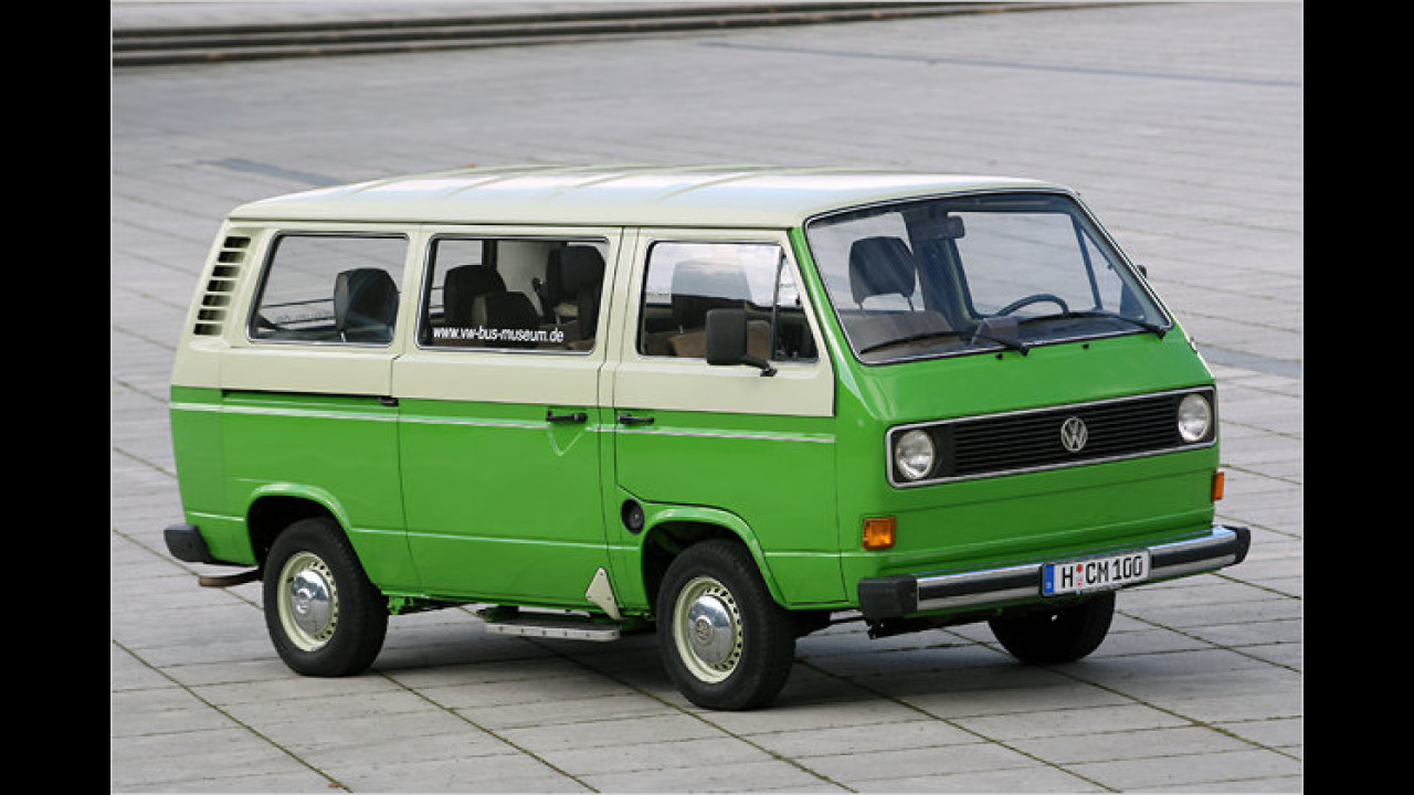30 Jahre VW T3