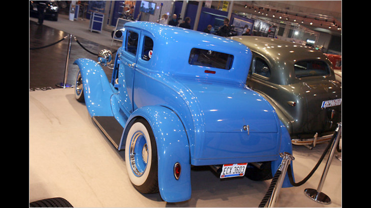 1931 Ford Model A Coupé