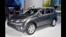 SUV-Pionier in vierter Generation