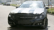 New Mercedes E-Class Wagon Spy Photos