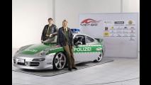 Polizei-Flitzer von Techart