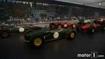 Les voitures de course de la Collection Schlumpf