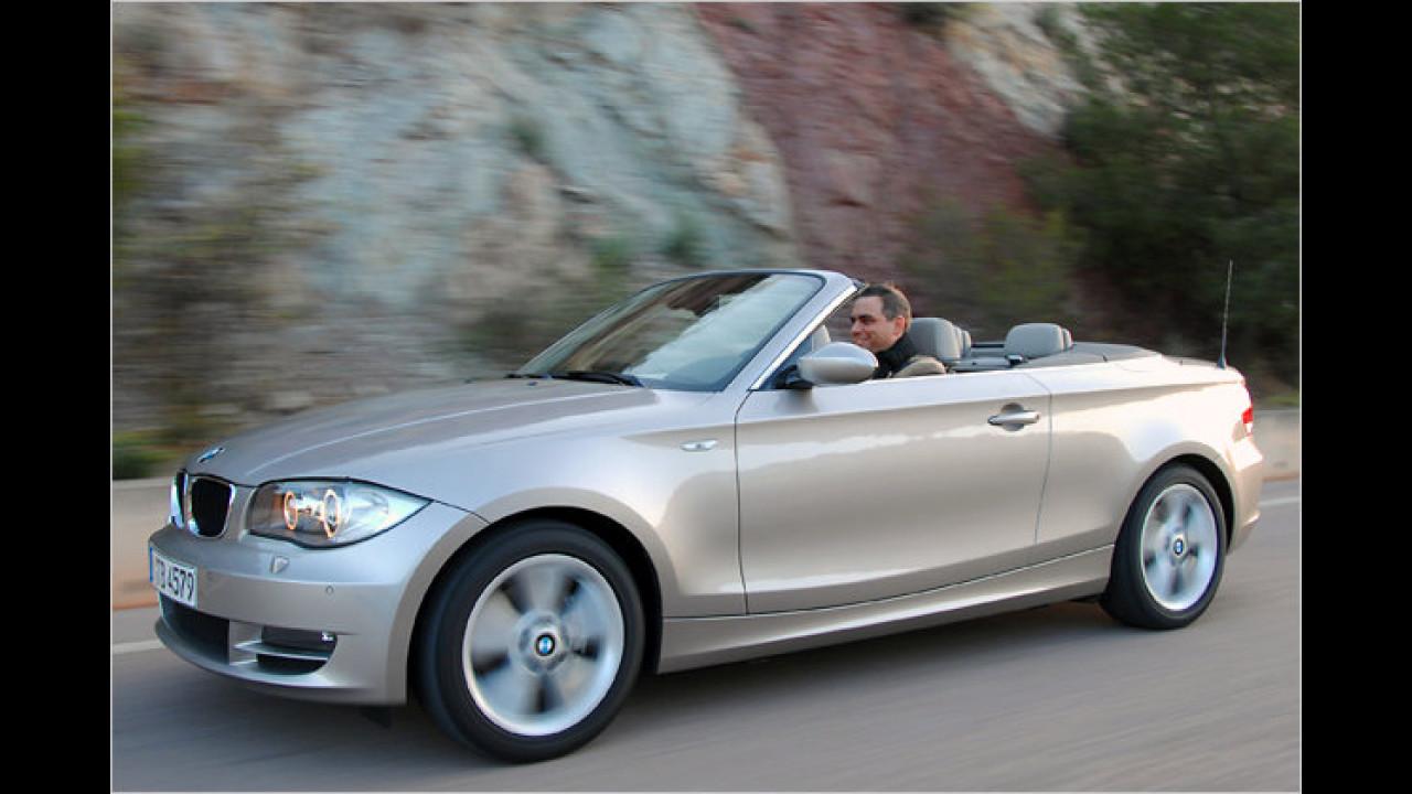 Test: BMW 125i Cabrio