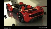Ferrari Celeritas Concept by Aldo Schurmann
