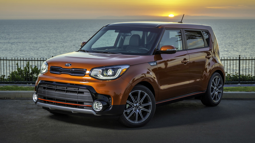 2017 Kia Soul Review: The hyper hamster hauler