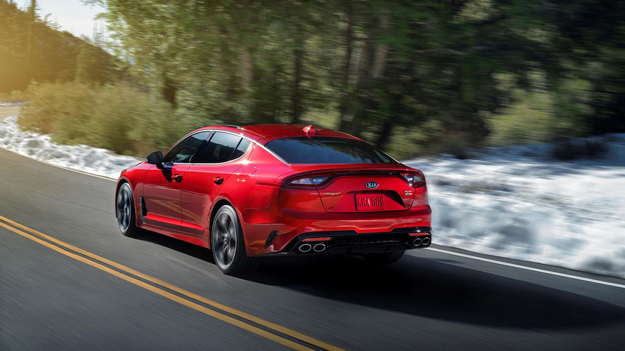 Kia Is Specifically Tuning The Stinger To Be Louder In The U.S.