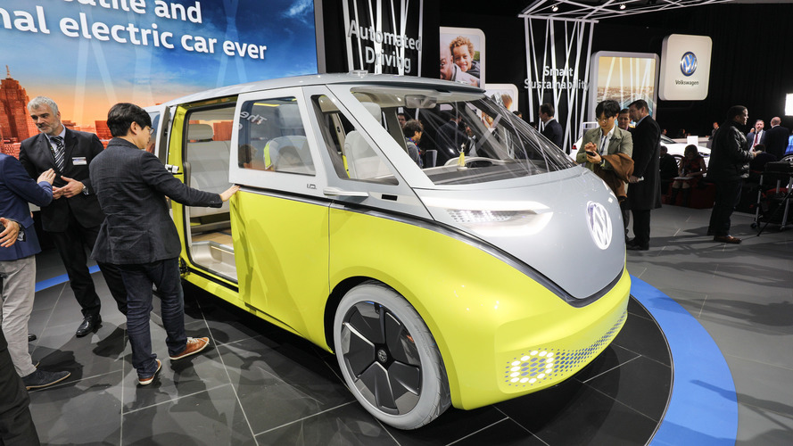 VW planning more I.D. concepts, possible SUV and sports car