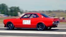 1,000 bg'lik Toyota Celica