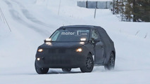 2018 SEAT Arona spy photos