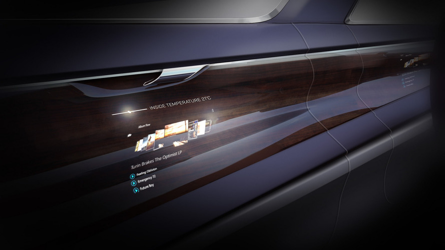 Bentley talks car clubs and shows off OLED veneer overlays