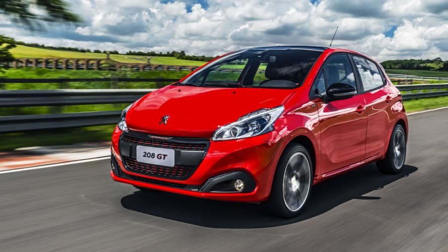 Peugeot 208 foi o carro com maior percentual de financiamentos em janeiro