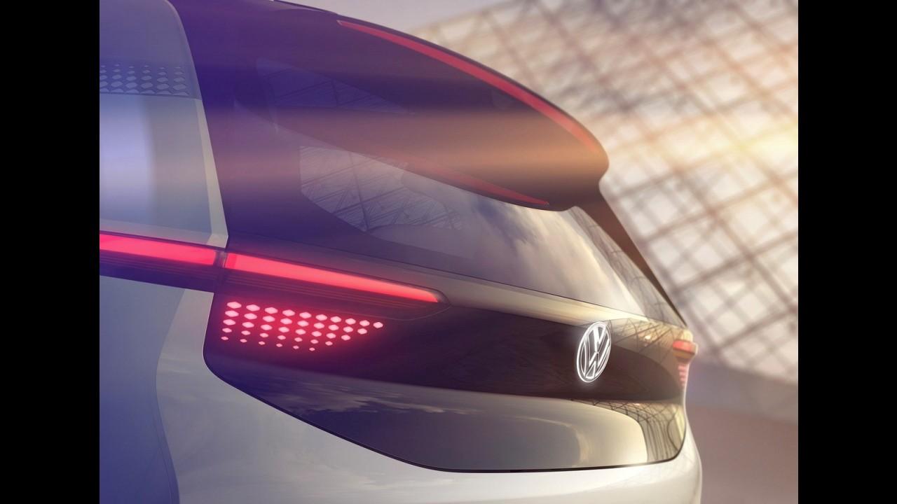 """Volkswagen divulga imagens de hatch elétrico """"revolucionário"""" que chega em 2020"""