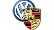Porsche VW emblems