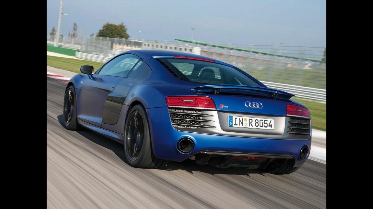 Flagra: suposta imagem do novo Audi R8 vaza na internet