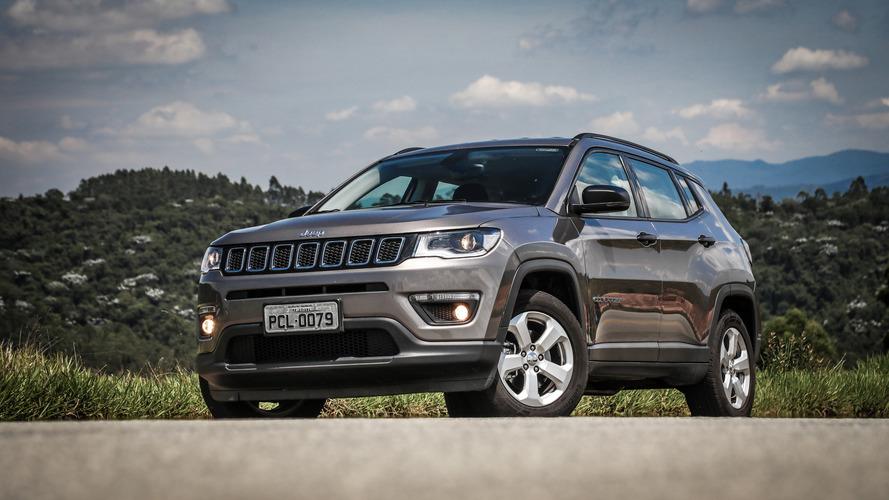 Segredo: Jeep Compass ganhará versão de 7 lugares em breve