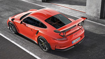 Porsche 911 GT3 RS unleashed in Geneva with 500 HP