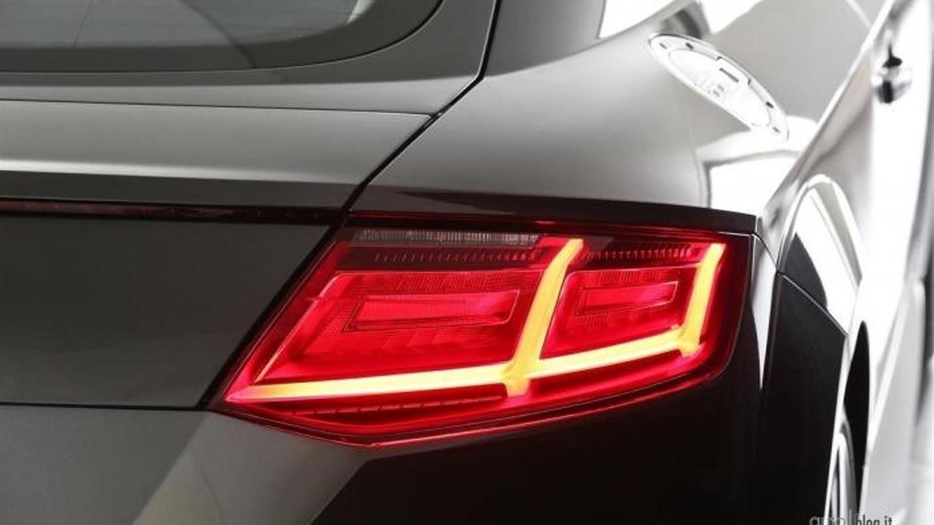 Задние фонари Audi TT Nuvolari