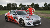TOYOTA 86 PRO-AM RACE CAR