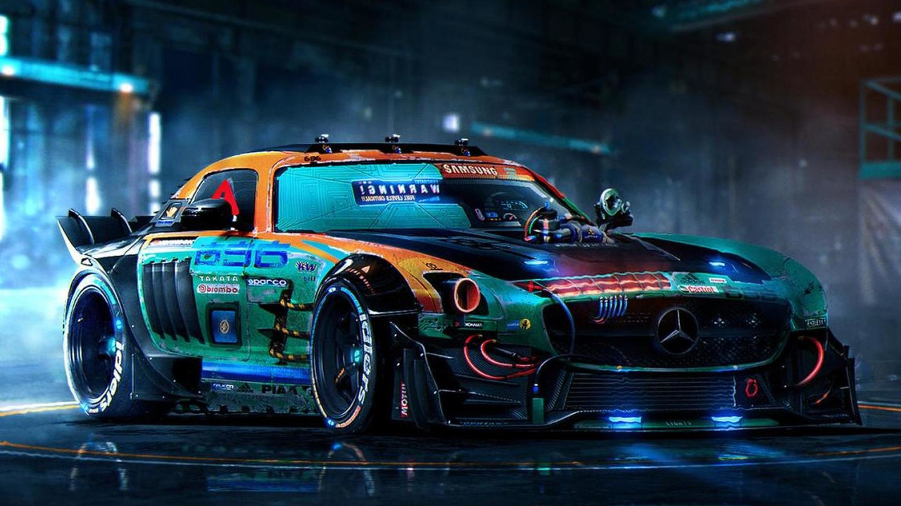 Supercars And Sports Cars Rendered As Brutal Custom Rides