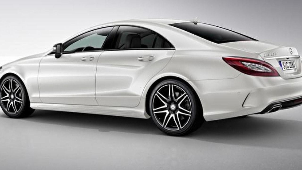 2015 Mercedes-Benz CLS with Night Package