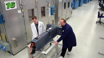 GM Warren Technical Center battery systems lab 11.4.2012