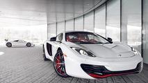 McLaren MP4-12C Bespoke Project 8 12.9.2012