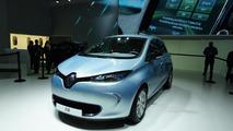Renault Zoe live in Geneva 06.03.2012
