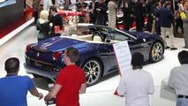 2013 Ferrari California facelift live in Geneva 07.03.2012