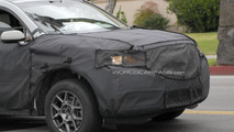 2014 Acura MDX spied for the first time [video]