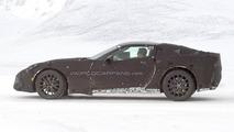 2012 Chevrolet Corvette C7 spy photos 23.01.2012