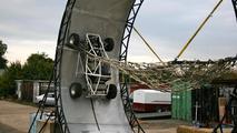 Top Gear Live Stunt Team double loop stunt 11.07.2012