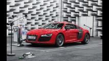 Vídeo: Ouça ronco do elétrico Audi R8 e-Tron